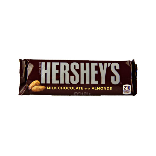 Hershey's  Almond Bars 36ct View Product Image