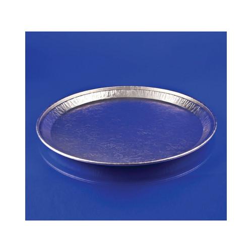 25ct 12 inch Flat Deli Tray (Aluminum)