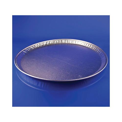 "18"" Flat Deli Tray (Aluminum) 25ct"