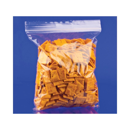 7x8 Seal Top Bags 2ML (Quart) 10/100ct