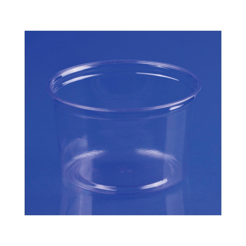 Clear (Pet) Deli Containers 16oz/500ct