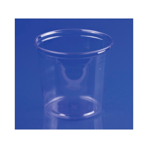 Clear (Pet) Deli Containers 24oz/500ct