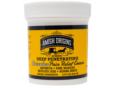 Deep Penetrating Pain Relief Cream 12/3.5oz
