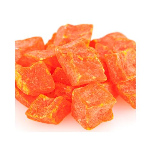 Orange Papaya Chunks  4/11lb