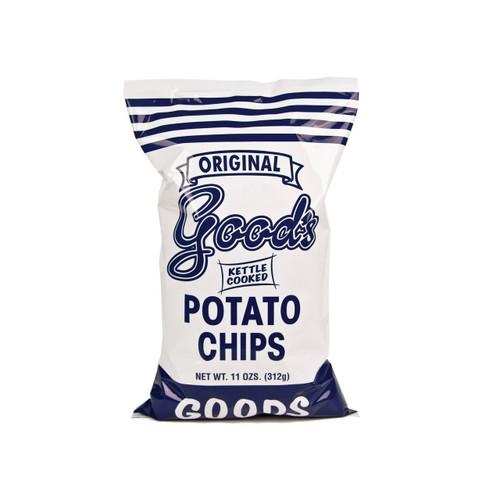 "Potato Chips (""Blue"" Bags) 8/11oz"