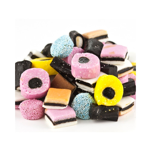 Gustaf's Licorice Allsorts 4/6.6lb