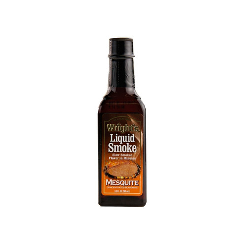 Wright's Mesquite Liquid Smoke 12/3.5oz View Product Image