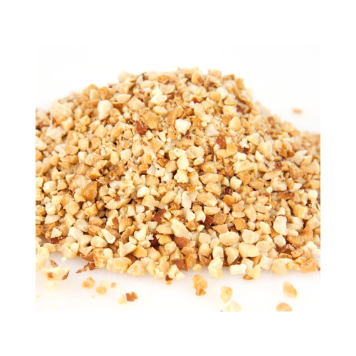 Dry Roasted Granulated Peanuts 25lb