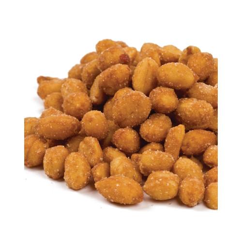 Honey Roasted Peanuts 18lb
