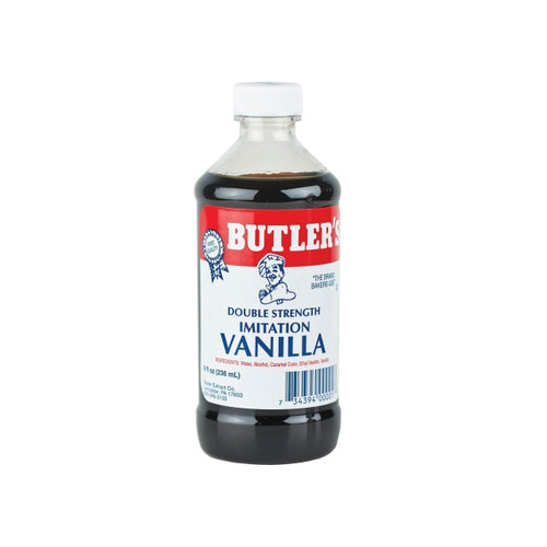 Dark Double Strength Imitation Vanilla 12/8oz