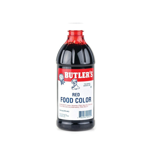 Red Food Coloring 6/16oz