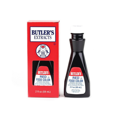 Red Food Coloring 12/2oz