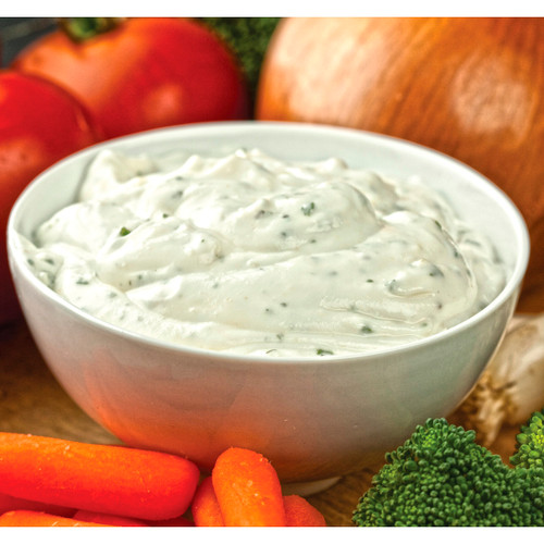 Natural Garlic and Herb Dip Mix, No MSG Added* 5lb View Product Image