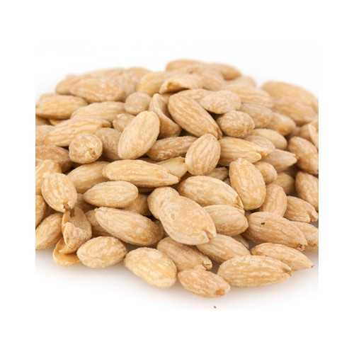15lb Almonds Blanched Roasted & Salted