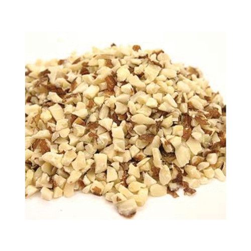 Small Diced Natural Raw Almonds 25lb