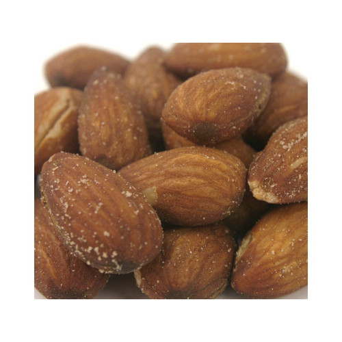 Roasted & Salted Almonds 25/27 25lb