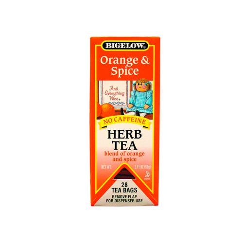 Orange & Spice Tea  6/28ct