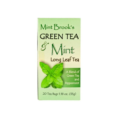 6/20ct Green Tea & Mint