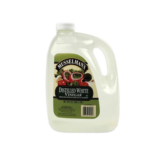 4/1gal White Vinegar 5% Acidity
