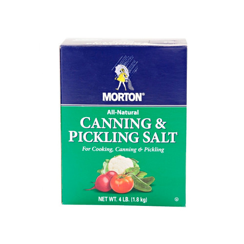 Canning & Pickling Salt 9/4lb
