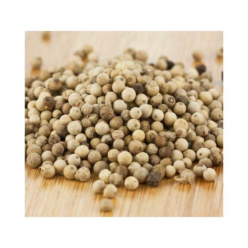 1lb Peppercorns (White, Whole)
