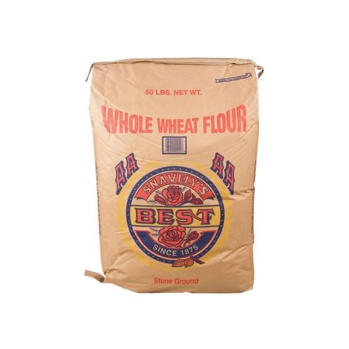 Medium Ground Whole Wheat Flour 50lb View Product Image