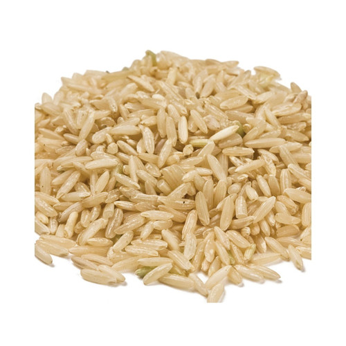50lb Long Grain Brown Rice 4%