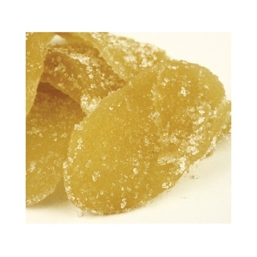 Crystallized Ginger Slices 11lb