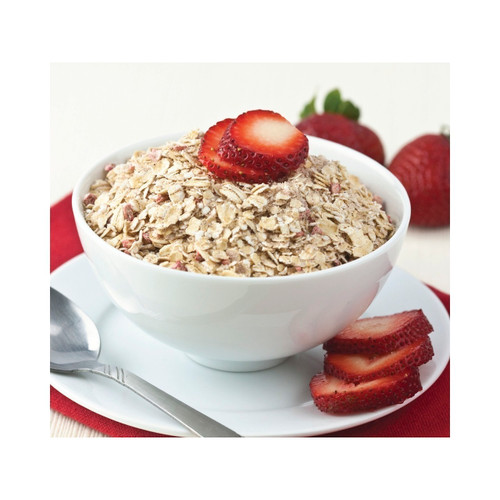 Natural Strawberry & Cream Oatmeal 10lb View Product Image