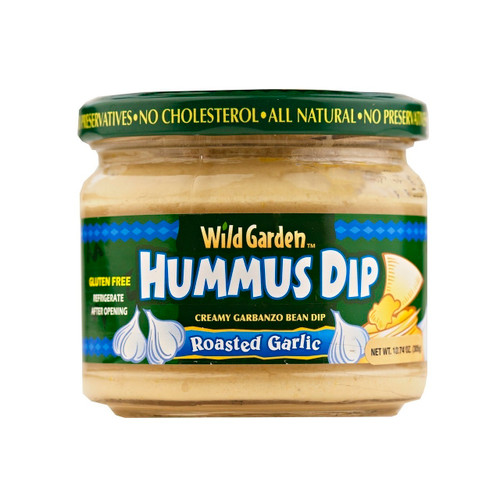 6/10.74oz Hummus, Rstd Garlic