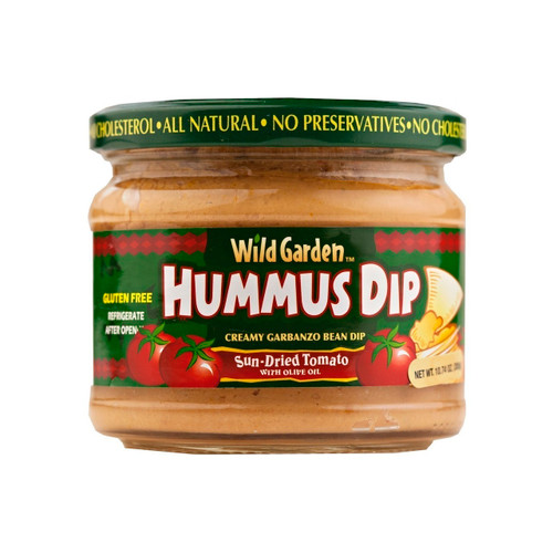 6/10.74oz Hummus, Sun Drd Tom