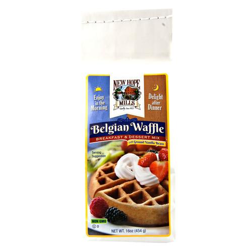 Belgian Waffle Mix 12/1lb