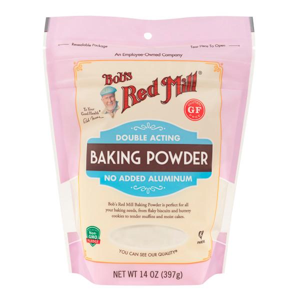 Gluten Free Double Acting Baking Powder 6/14oz