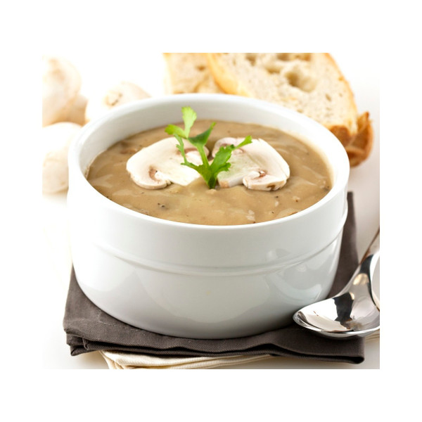 Creamy Mushroom Soup Starter, No MSG Added* 15lb
