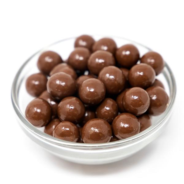 Milk Chocolate Sea Salt Caramelettes 15lb