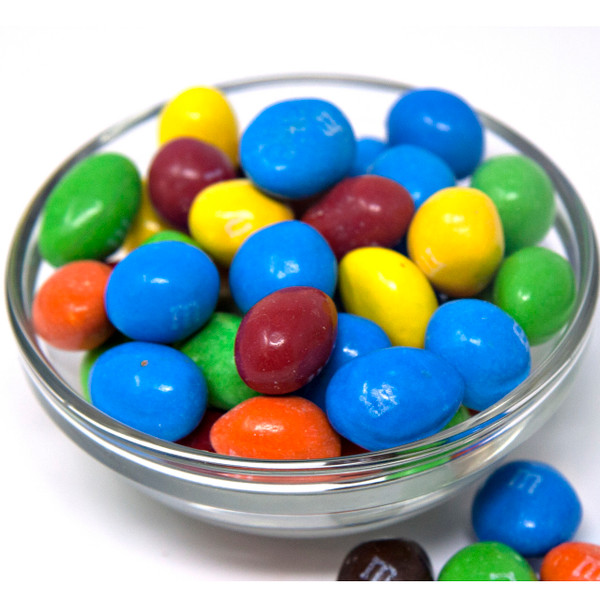 M&M'S Chocolate Candies, Peanut 25lb
