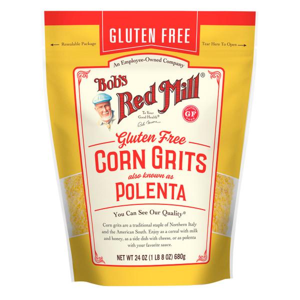 Gluten Free Corn Grits/Polenta 4/24oz