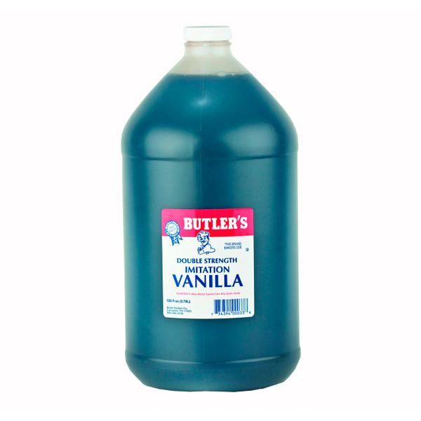 Dark Double Strength Imitation Vanilla 4/1gal