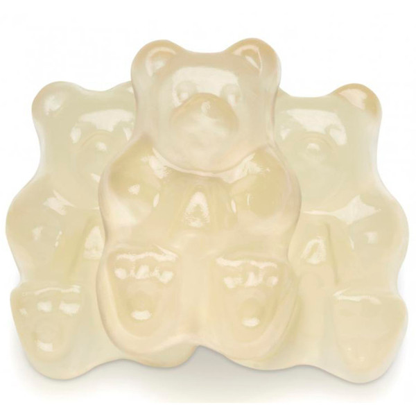 Poppin Pineapple Gummi Bears 4/5lb
