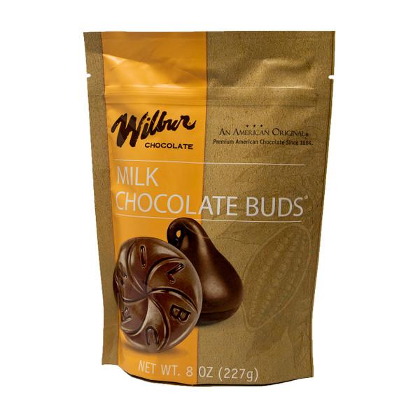 Wilbur Milk Chocolate Buds 40/8oz
