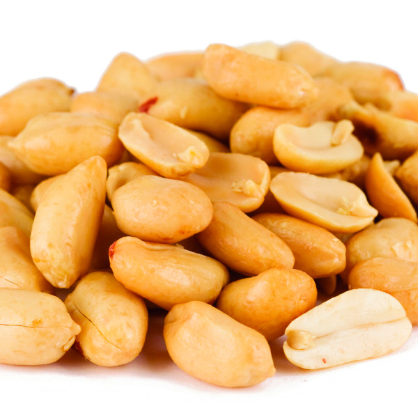 Peanuts, Roasted No Salt 15lb