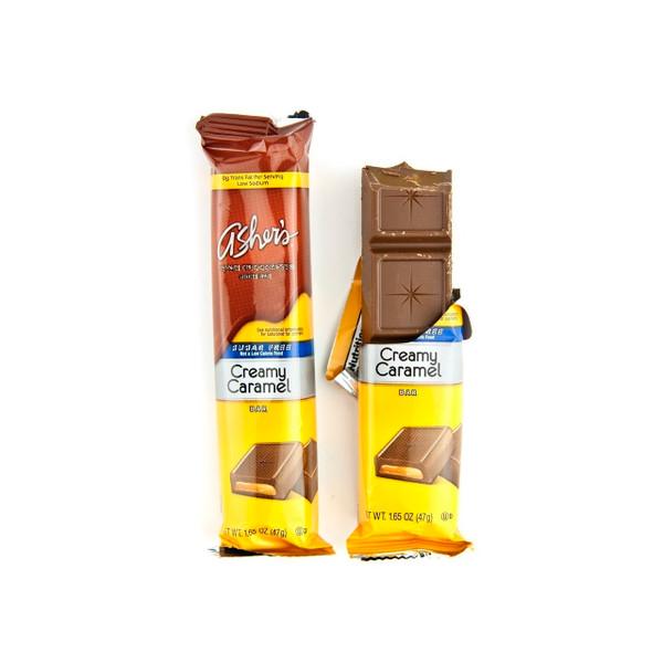 Sugar Free Creamy Caramel Bar 12ct