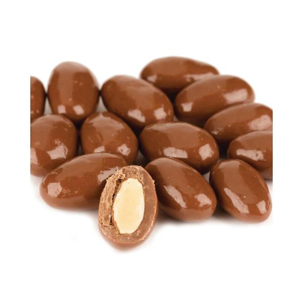 Milk Chocolate Almonds 25lb