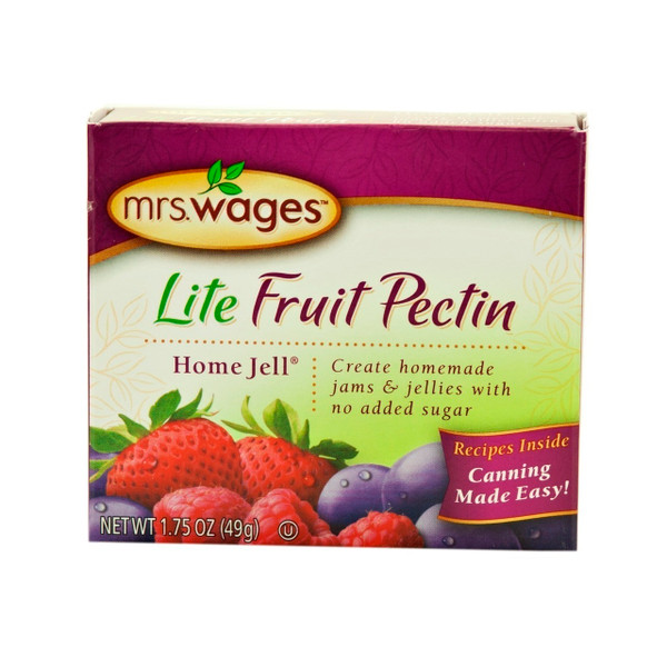 Lite Home Jell Fruit Pectin 12/1.75oz