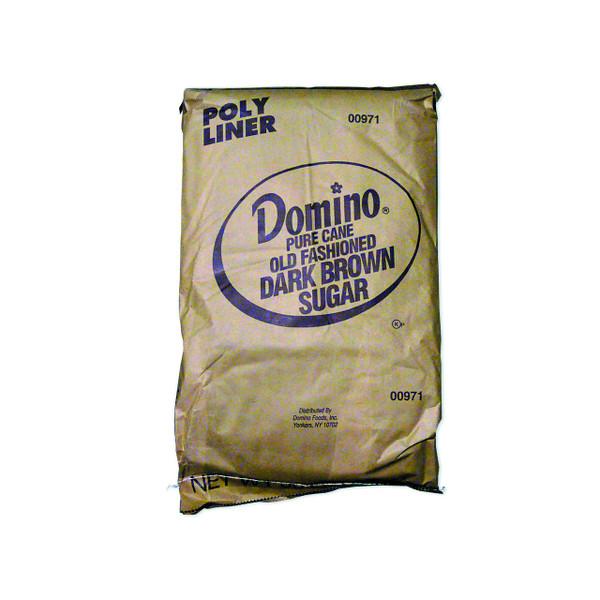 Domino Dark Brown Sugar 50lb