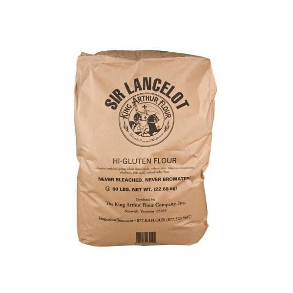 Sir Lancelot Hi-Gluten Flour 50lb