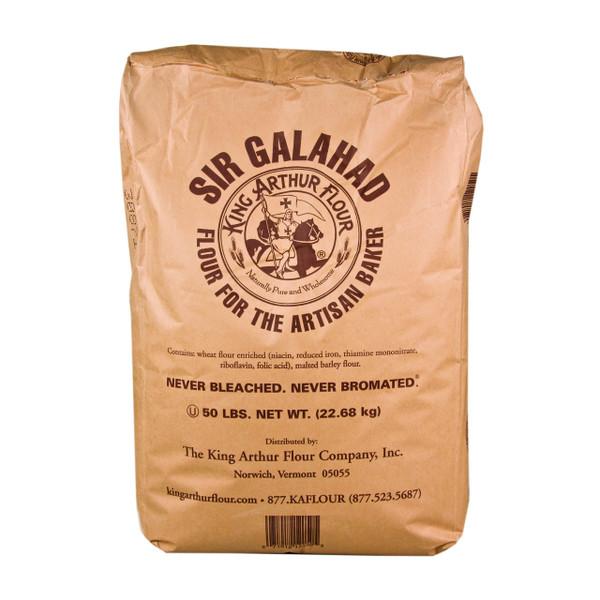 Sir Galahad Artisan Unbleached All Purpose Flour 50lb