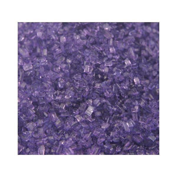 Lavender Sanding Sugar 8lb