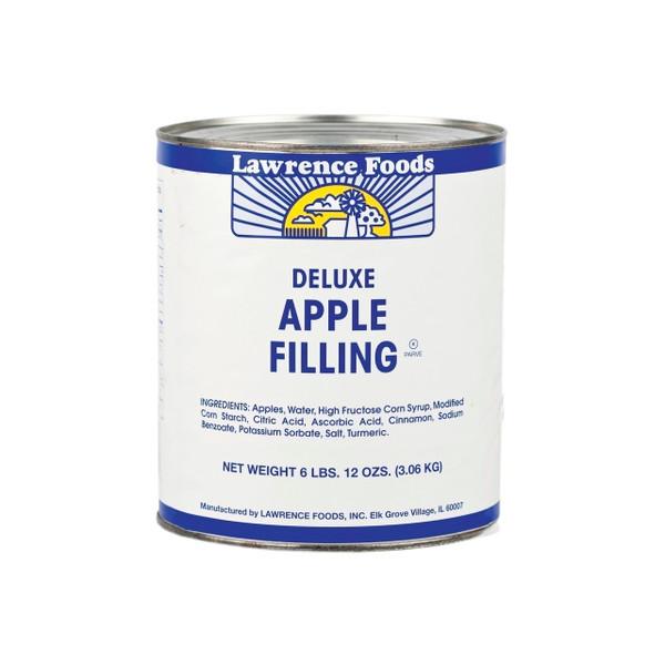 6/10 Deluxe Apple Pie Filling