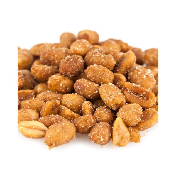 Honey Roasted Peanuts 25lb